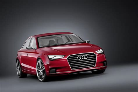 Audi A3 Concept by Audi A3 Sed 225 N Concept Taringa