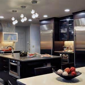 Modern retro kitchen by donald hochheiser cr of kitchen designs by