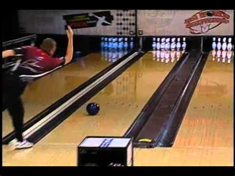 blue oil pattern bowling red white and blue oil patterns youtube