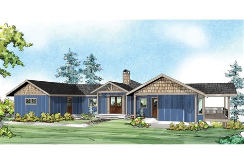 prairie house plans prairie style house plan edgewater 10 578 floor plan ideas