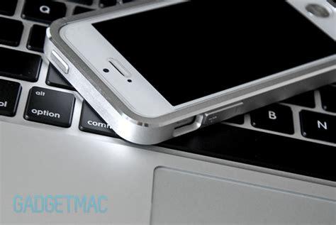 Lu Bumper Led Mobil just mobile aluframe aluminum bumper for iphone 5 review gadgetmac
