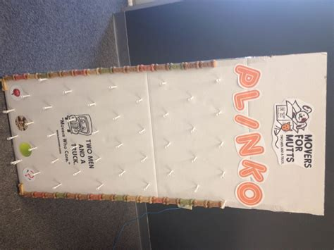 how to make a board how to make a diy plinko with moving boxes movers