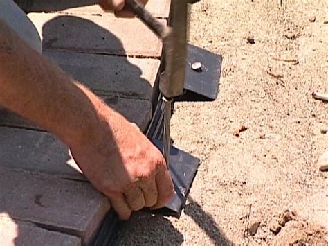 how to install a paver sidewalk how tos diy