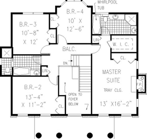 colonial floor plans historic colonial floor plans colonial floor plans