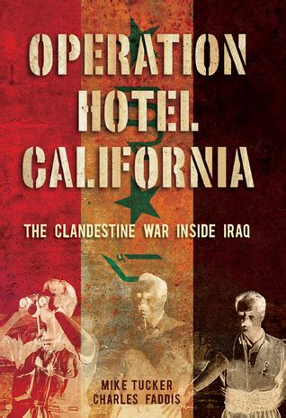 Book Review The Playground Mafia By Tucker by Operation Hotel California The Clandestine War Inside