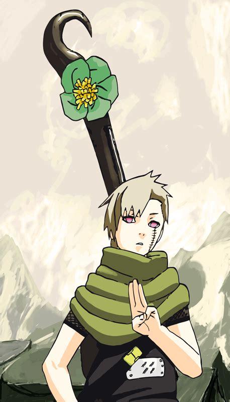 boruto yagura yagura three tailed jinchuuriki daily anime art