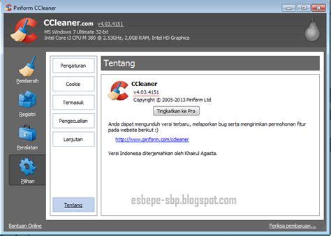 ccleaner terbaru kuyhaa download ccleaner terbaru 4 03 piriform juni 2013