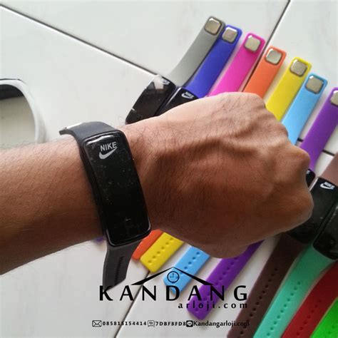 Led Model Gelang jual nike led gelang karet model baru