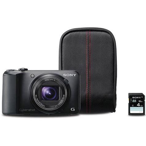 Kamera Sony Cybershot Dsc H90 sony cyber dsc h90 digital kit black dsch90 bbdl