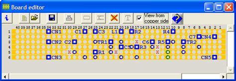 veroboard layout software verodes veroboard design software