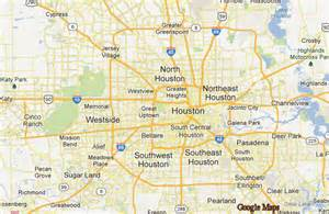 maps of houston image gallery houston map