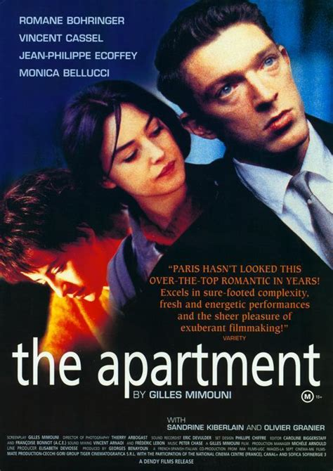 l appartement movie image gallery for l appartement the apartment filmaffinity