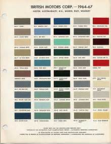 vehicle paint colors auto paint codes healey morris