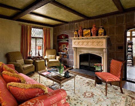 tudor living room tudor living room fireplace