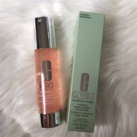 Clinique Moisture Surge Hydrating Supercharged Concentrate clinique moisture surge hydrating supercharged concentrate