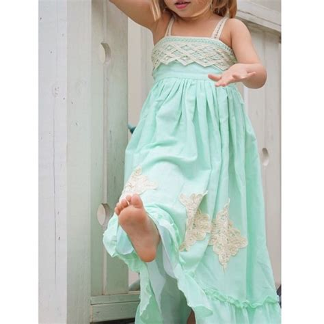 Maxi Khafali Mint St 2084 best stuff i want to make images on babies clothes dress in and fashion