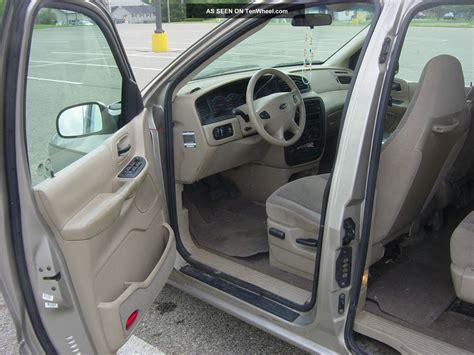 2002 Ford Windstar Interior by 2002 Ford Windstar Lx Mini Passenger 4 Door 3 8l