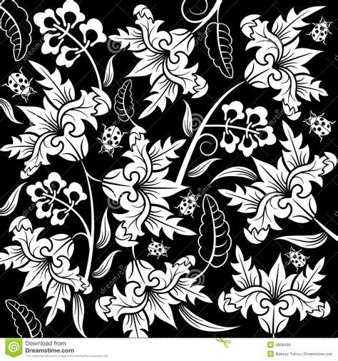 flower pattern abstract abstract flower pattern stock vector illustration of