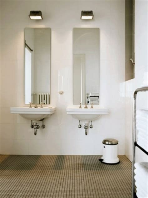 long bathroom mirrors long skinny bathroom mirror ideas for kitchen bath