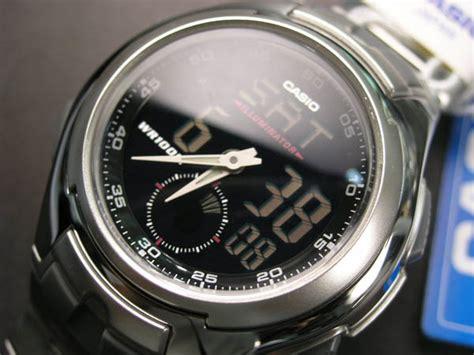 jual jam tangan casio standard aq 160wd jam casio