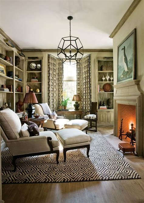 Living Room Sitting Chairs Design Ideas The Winter House 10 Layers To Cozy Up Your Home The Inspired Room