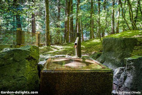 japanese water fountains oriental magic  harmony