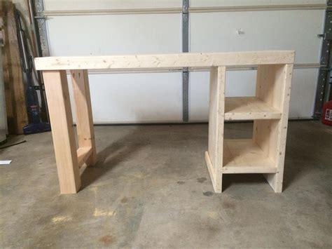 Wood Office Desk Plans