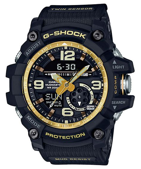G Shock Gg 1000 Gb g shock black gold gg 1000gb 1a