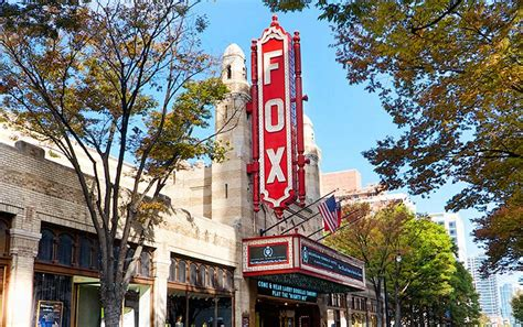 Fox Theater Parking Garage by Fox Theatre Atlanta Top Things To Do At The Historic Venue