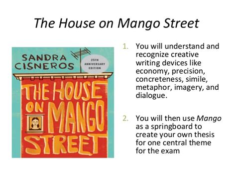 house on mango street themes for each chapter the house on mango street