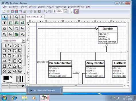 open source visio editor dia diagram editor v0 97 2 open source