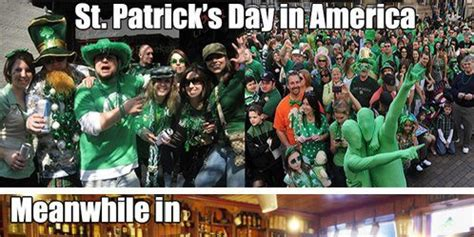 St Patrick S Meme - everything you know about st patrick s day is wrong