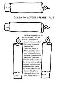 Jpeg 64kb printable advent wreath coloring pages advent pinterest