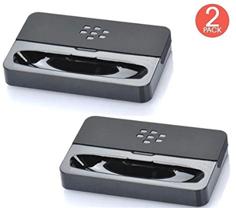Original Blackberry Battery Charger Desktop For J M1 Dan J S1 Mur 2x pack desktop cradle dock charging pod desktop
