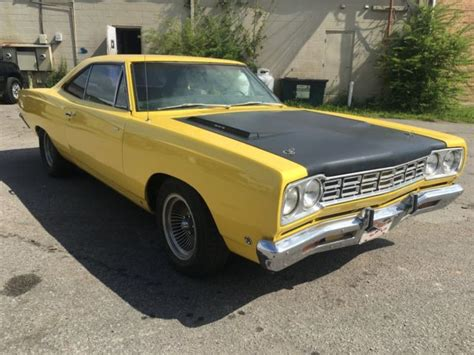 1968 plymouth roadrunner for sale 1968 plymouth roadrunner 383 auto for sale plymouth road