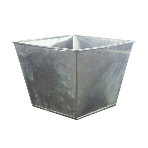 Home Depot Planter by Burlap Planters Pots Planters Garden Center The