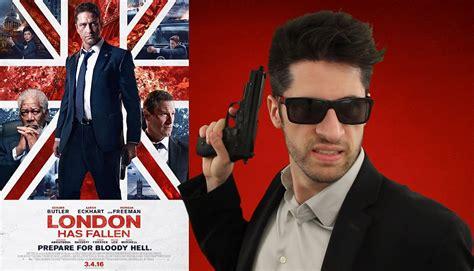 film london has fallen youtube london has fallen movie review youtube