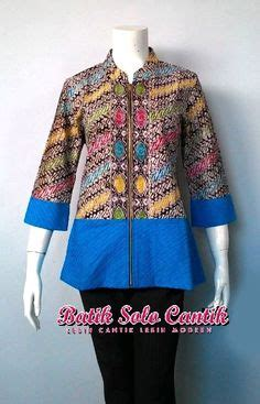 Baju Dewasa Blouse Cantik Ta005 1 blus batik bm133 http senandung net blus batik wanita modern baju atasan blus batik