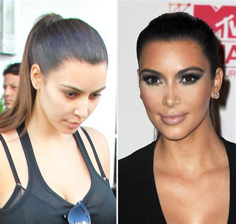 hollywood without makeup on pinterest 143 pins pics kim kardashian without makeup see the bare faced