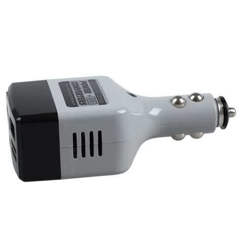 car charger to ac adapter car charger power inverter adapter dc to ac adapter