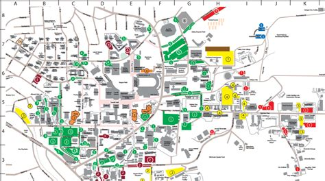 wsu cus map the wsu pullman cus map wsu movein should my student bring a car to cus for parents wsu