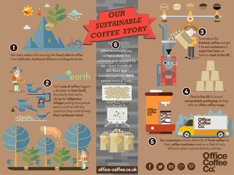 Journey Coffee our amazing sustainable coffee journey from bean to cup