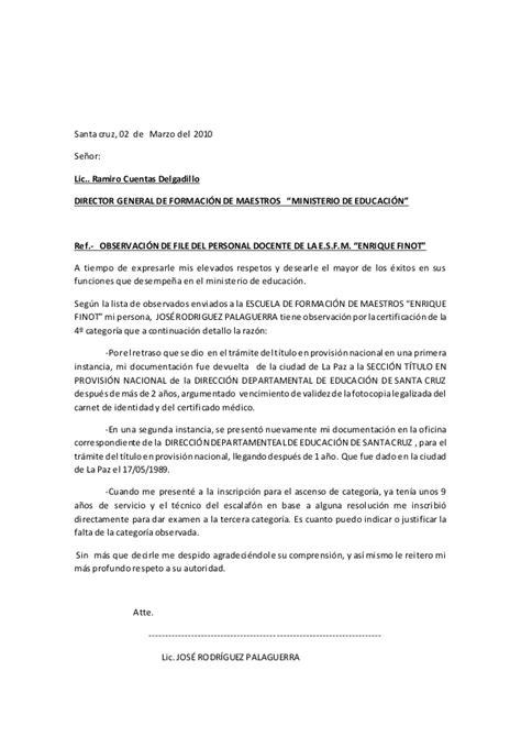 carta formal universidad carta 2