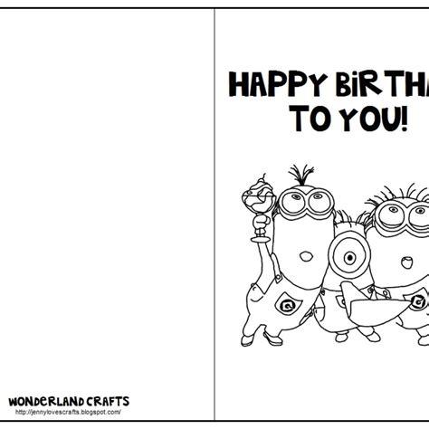 printable cards for kids free printable birthday cards for kids journalingsage com
