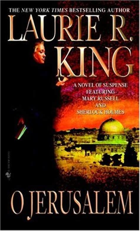 jerusalem books o jerusalem 5 by laurie r king reviews