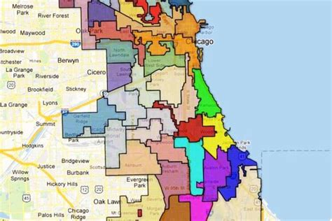 chicago ward map 2016 northwest republicans open base for political change