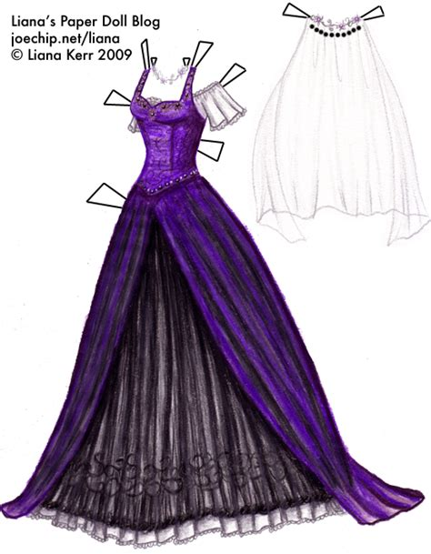 design doll wiki magic wiki dress 1 purple gown with black tulle skirt