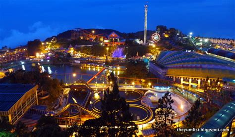 theme park genting highland genting grand genting highlands malaysia the yum list