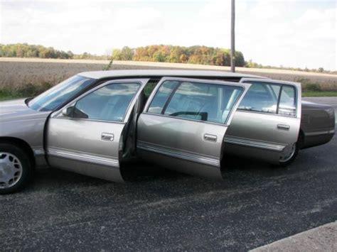 1999 cadillac northstar buy used 1999 cadillac 6 door limousine northstar
