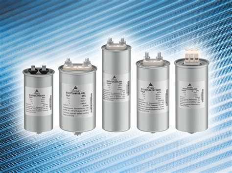 tdk capacitor reliability data tdk expands its power capacitor selection